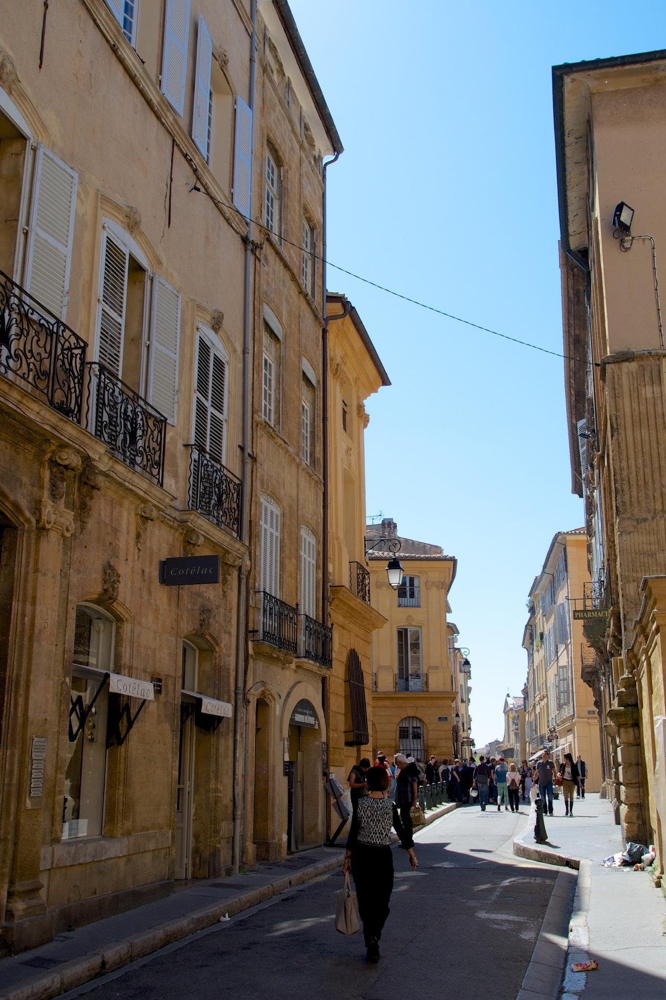 Marseille and Aix-en-Provence - Savannah Page 12