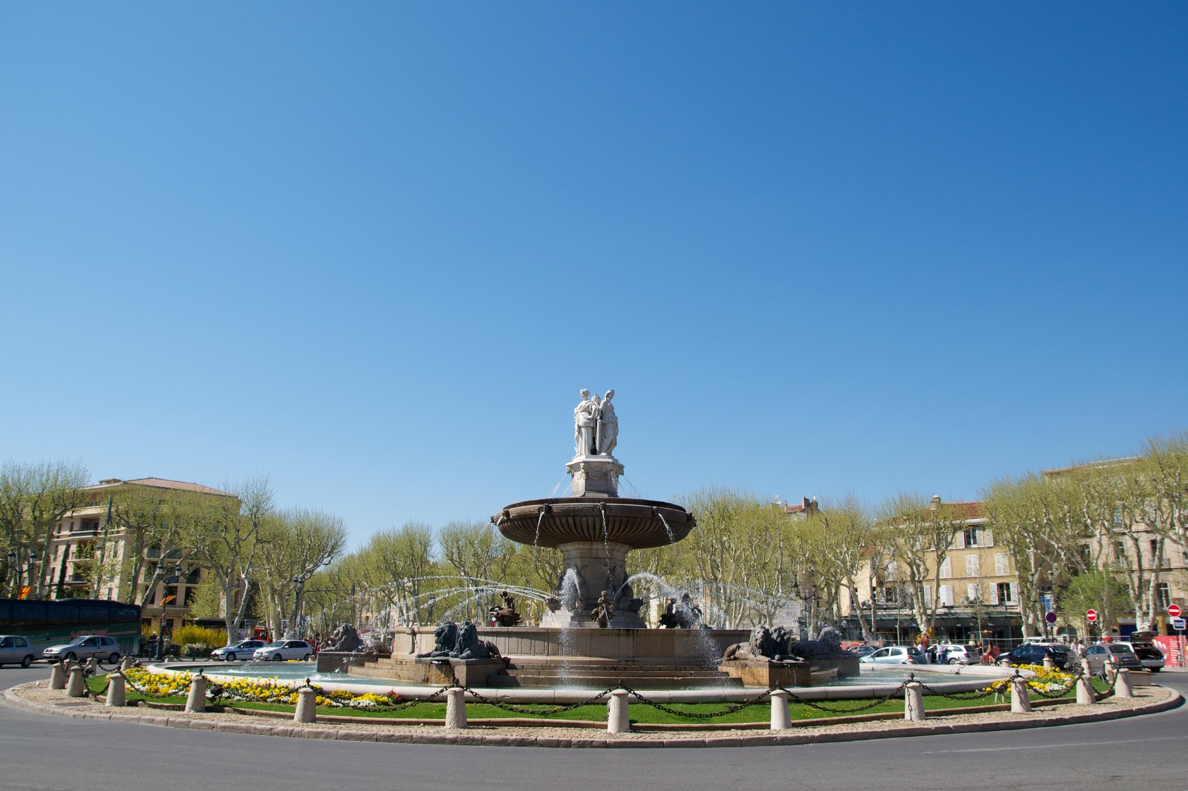 Marseille and Aix-en-Provence - Savannah Page 15