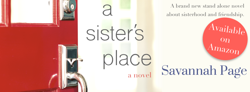 A Sister's Place FB Banner Photo Now Available