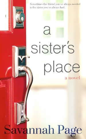 A Sister's Place a Novel by Savannah Page - EBOOK Cover Kindle