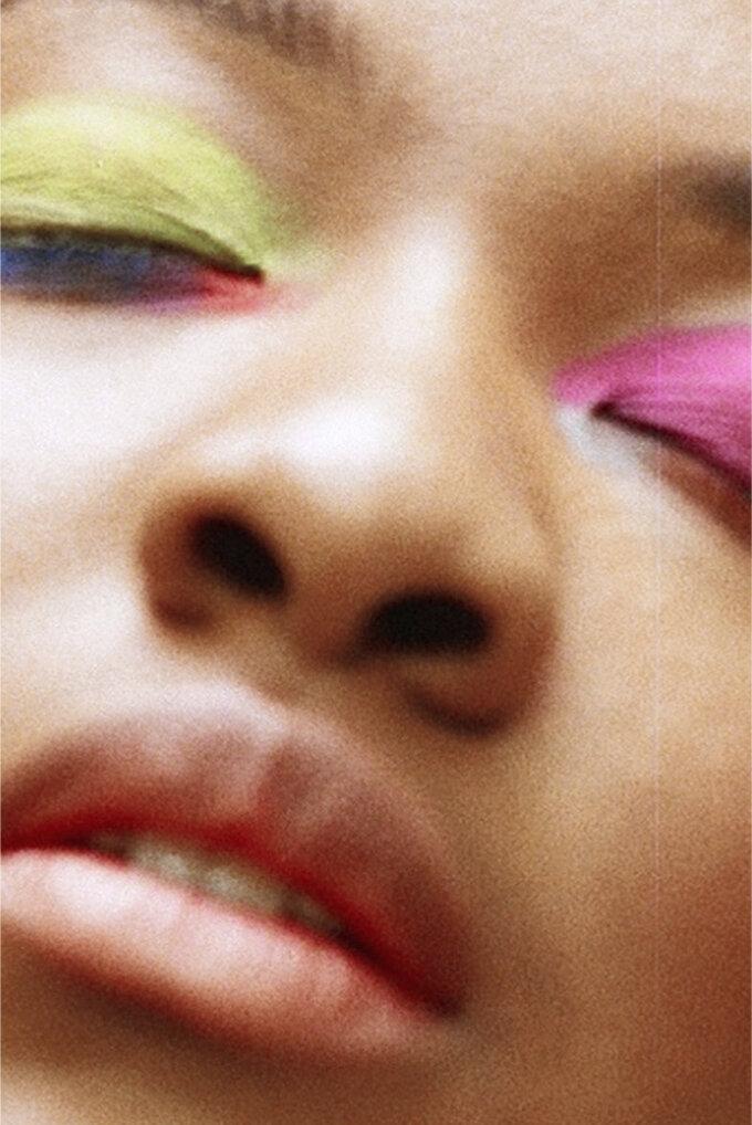 Editorial for  What's Your Legacy  / Photographer  Madara Freimane  / Hair & Make Up  Melanie Christou