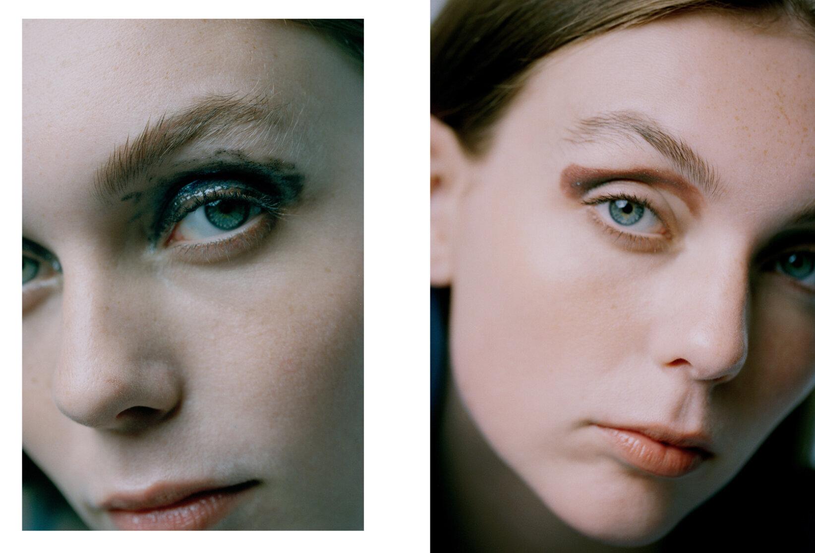 Photographer  Valerie Yuwen Hsieh  / Hair & Make Up  Melanie Christou  / Model  Amelia Grace  from Premier Model Agency