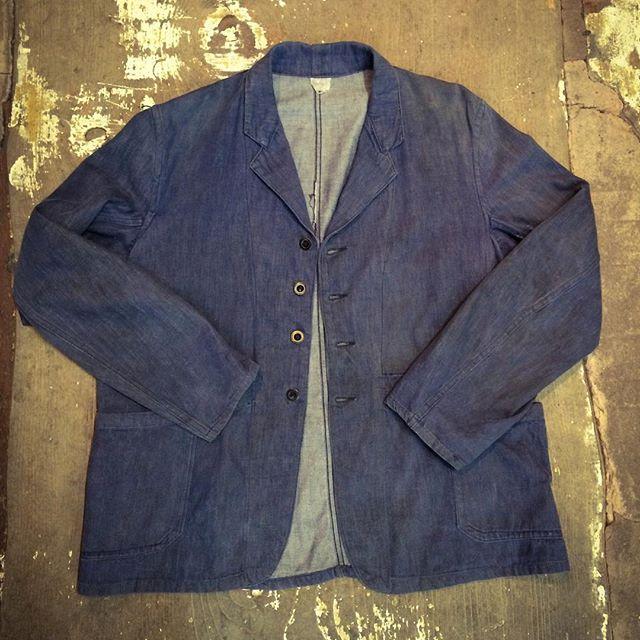 #1940s cc41 work jacket #vintageworkwear #cc41