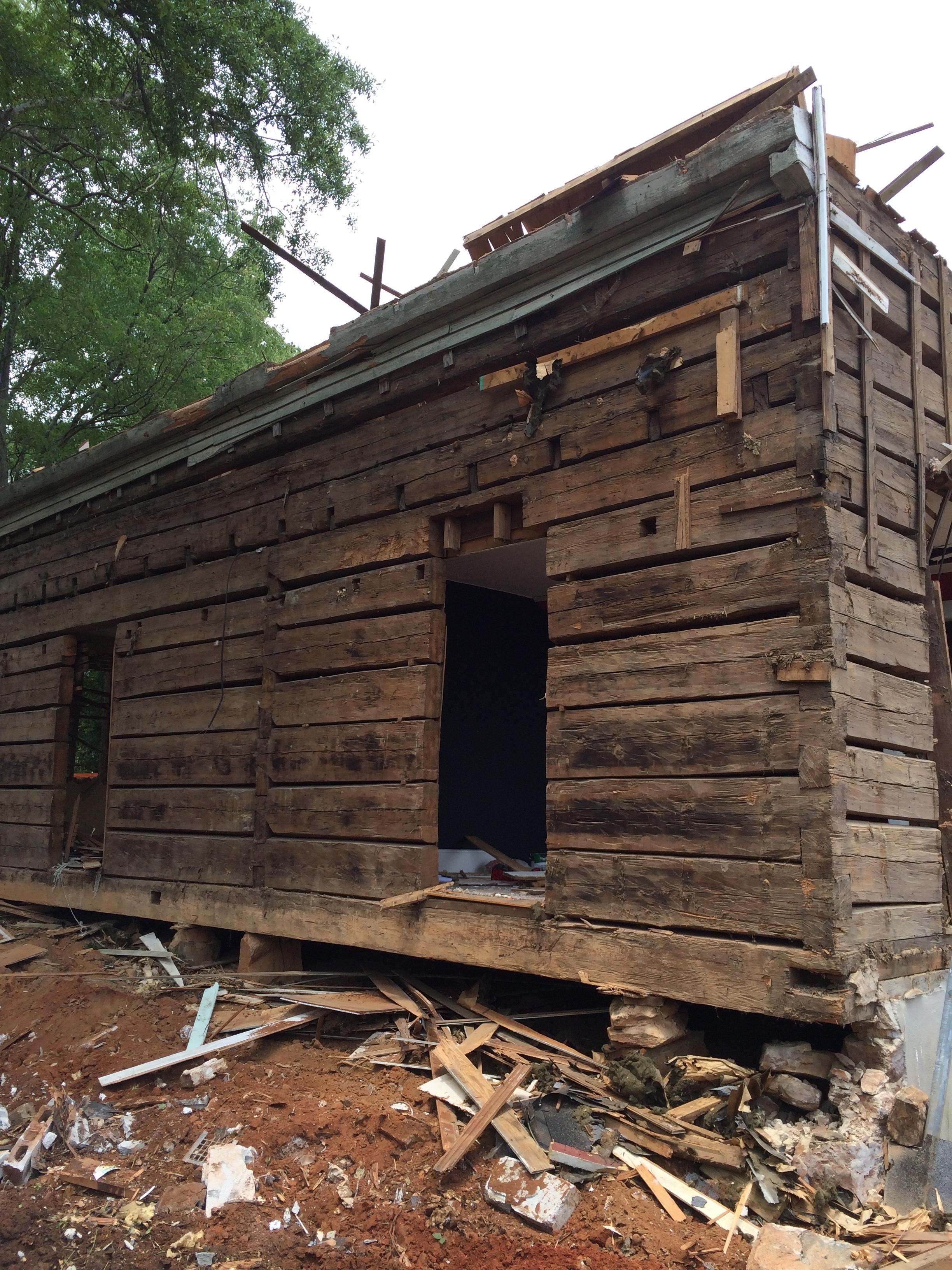 1830's Cabin, Cobb Co Ga.