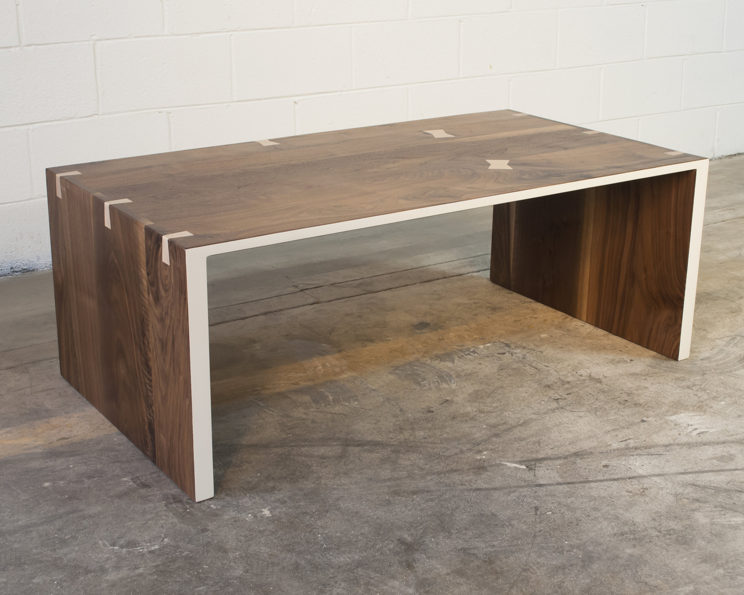 2:1 Folded Table