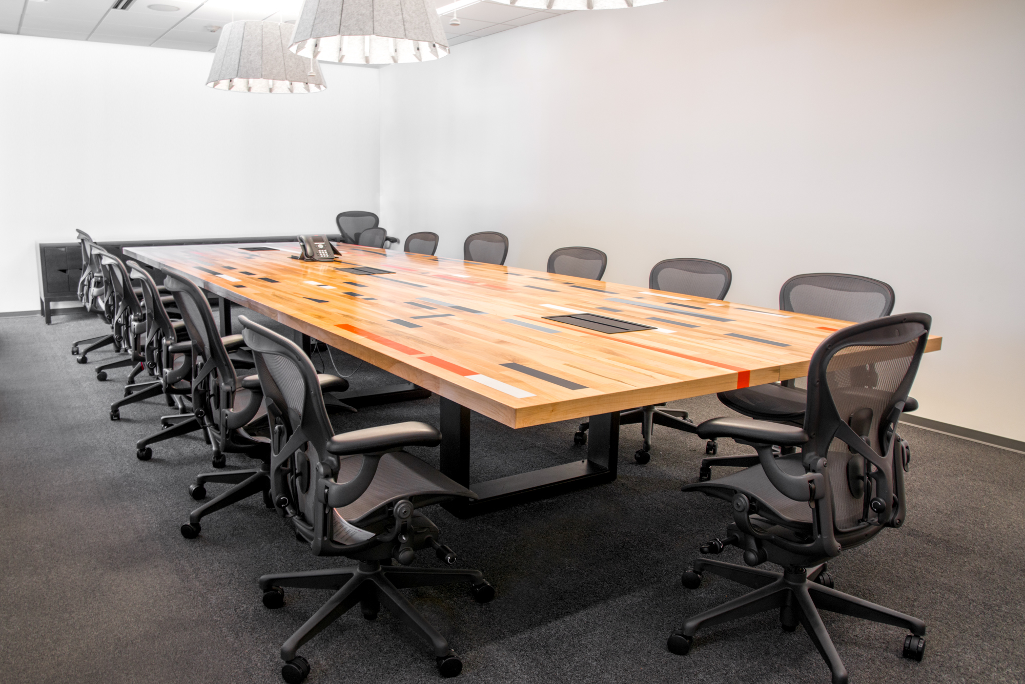Conference Tables - We design and manufacture commercial furniture for the lobby, common areas, cafes, and conference.  To learn more about our furniture click here.