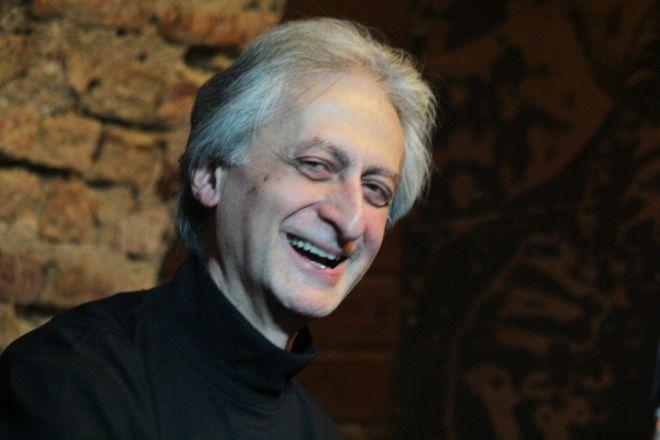 Armen Donelian (piano) at  Jazzland , Vienna (2007)