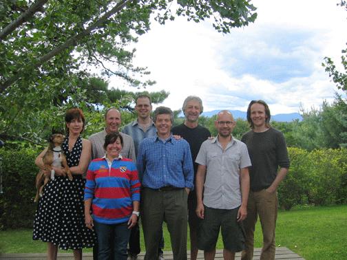 The first Hudson Jazz Workshop (2007)