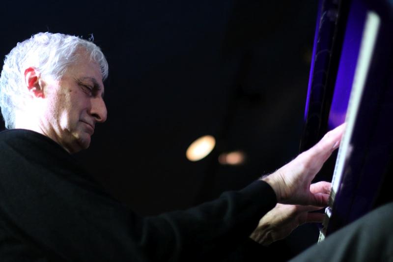 Pianist Armen Donelian (photo: Chris Drukker)