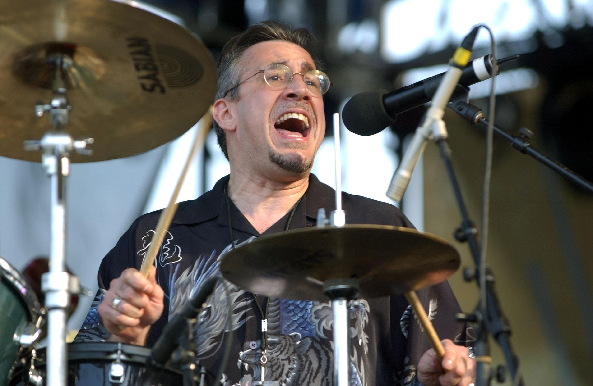 Bobby Sanabria, Percussion
