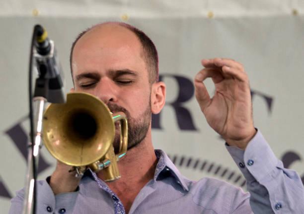 Amir ElSaffar, Trumpet, Santur & Voice