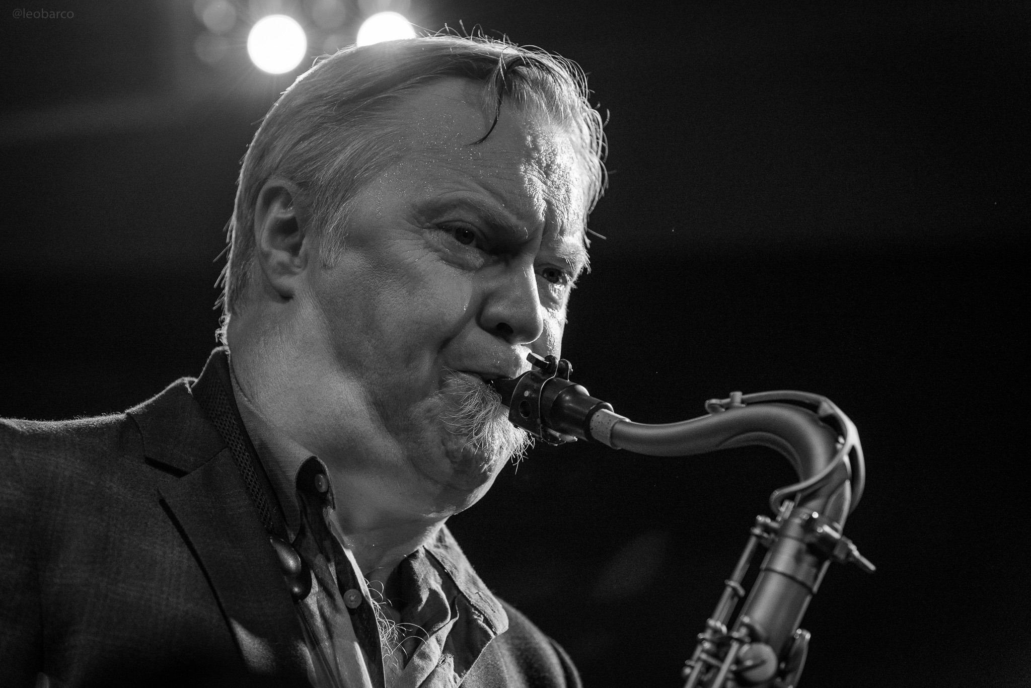 Saxophonist Kirk MacDonald