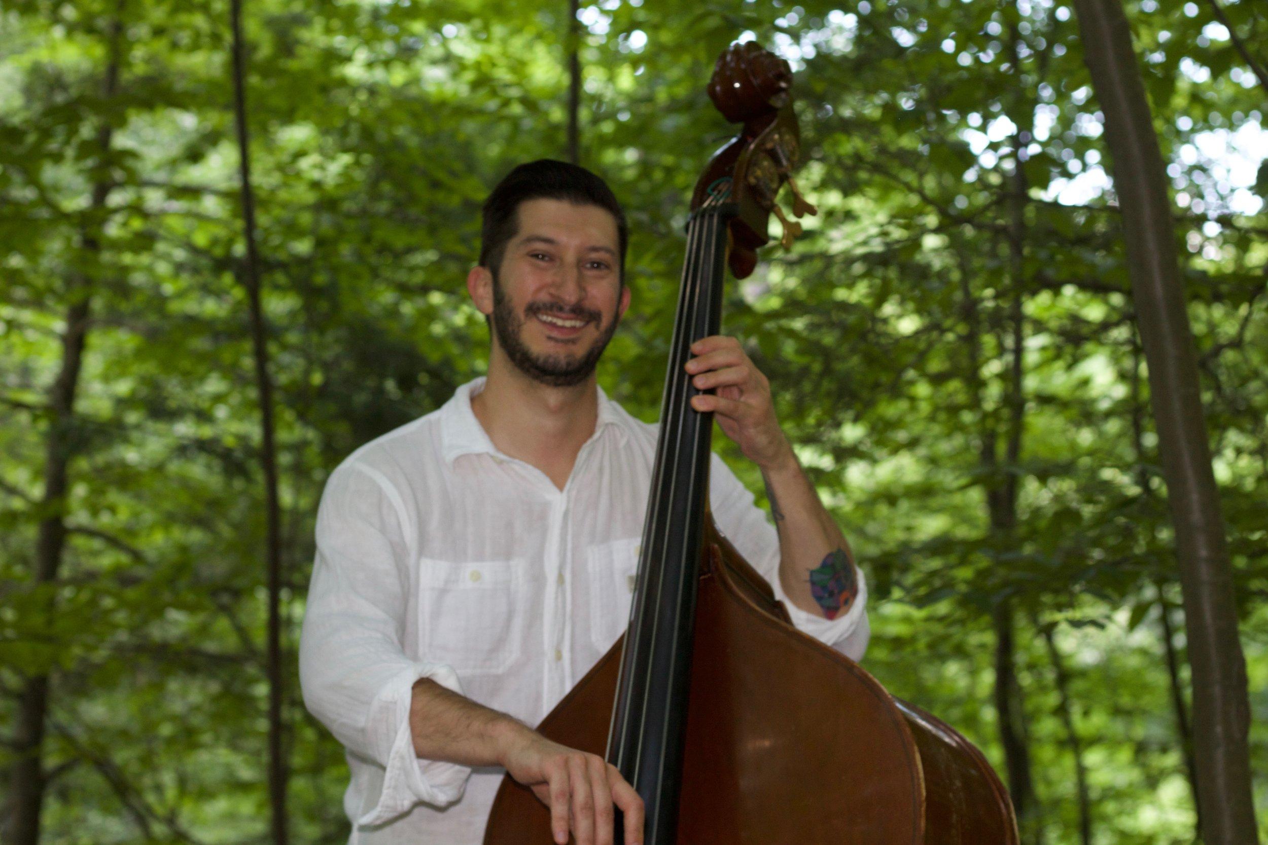 Bassist Jason Schwartz
