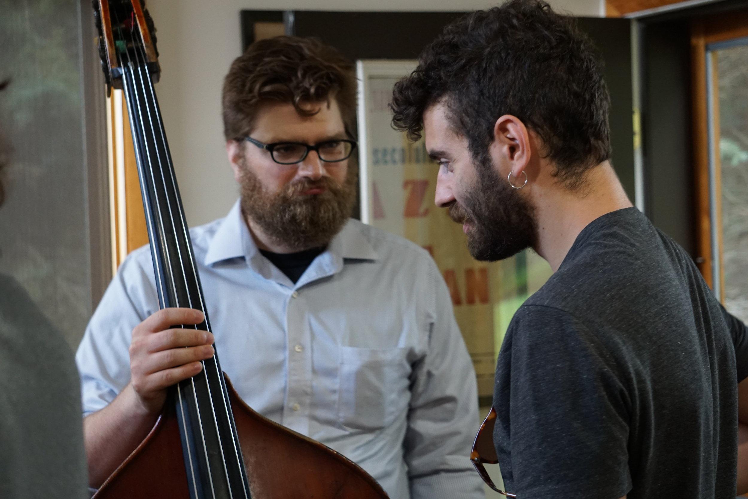 Hudson Jazz Workshop 2017 - Talking bass