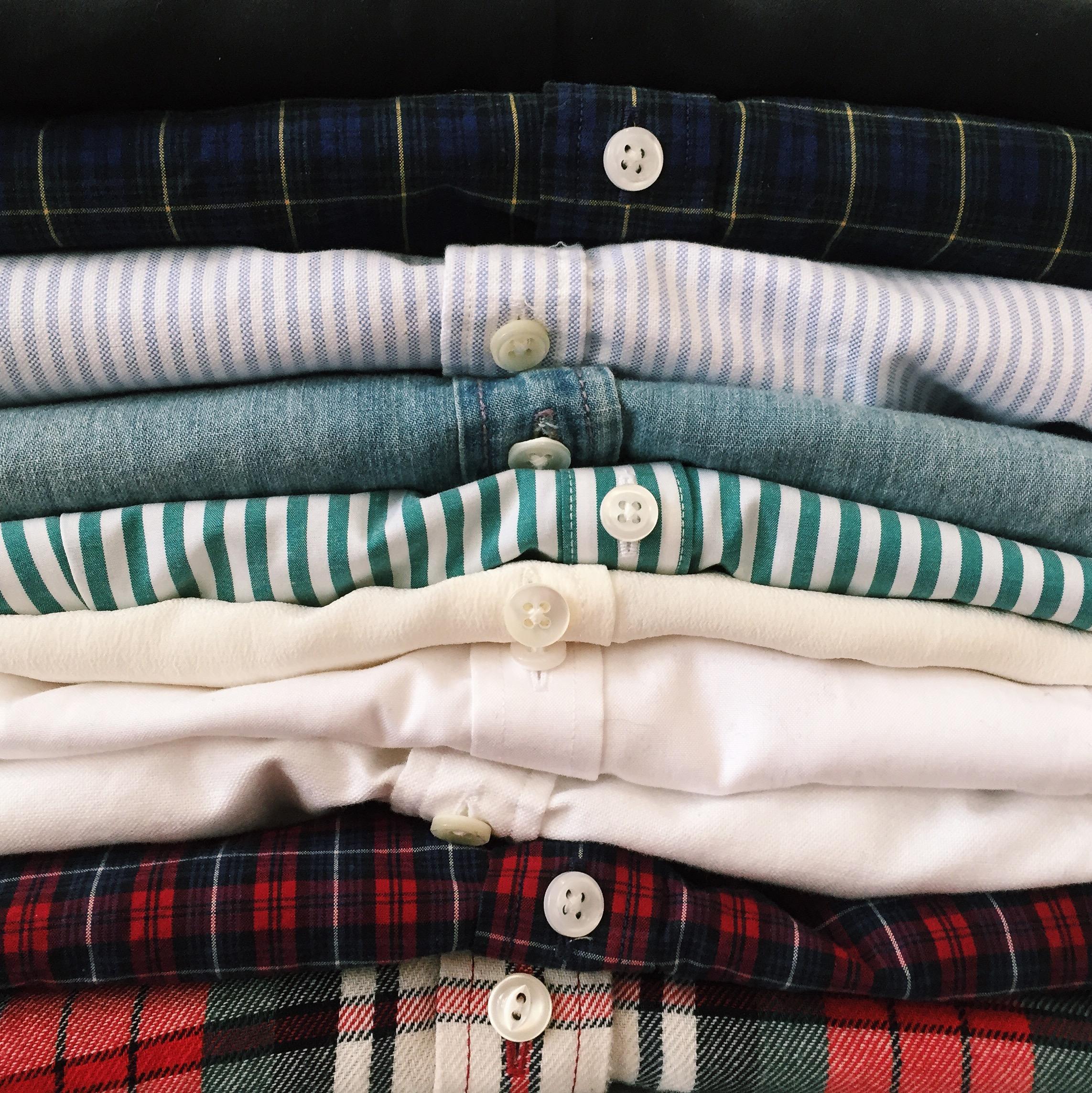 Ralph Lauren Shirt Ralph Lauren Oxford Everlane Silk Shirt