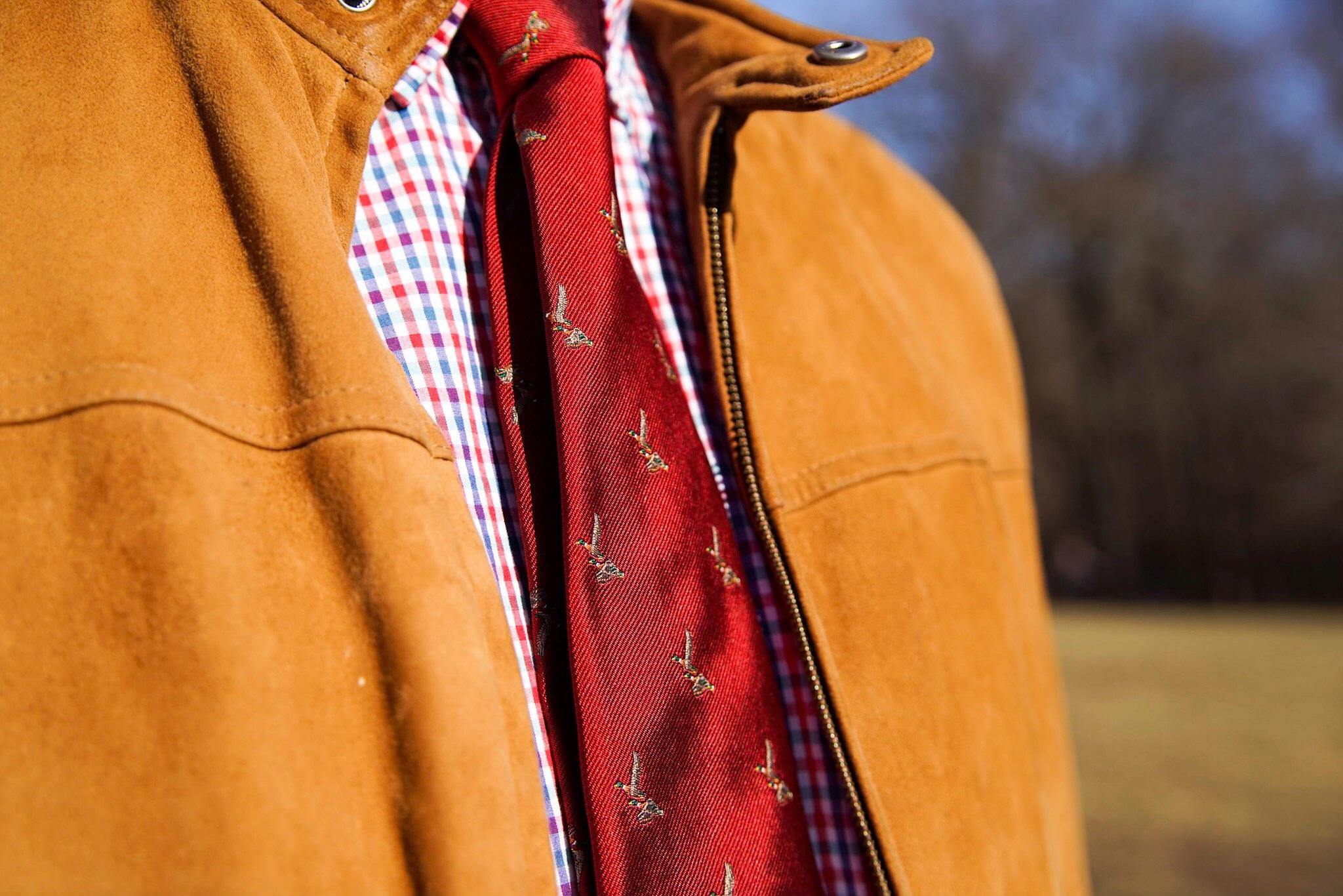Vintage Ralph Lauren Silk Tie