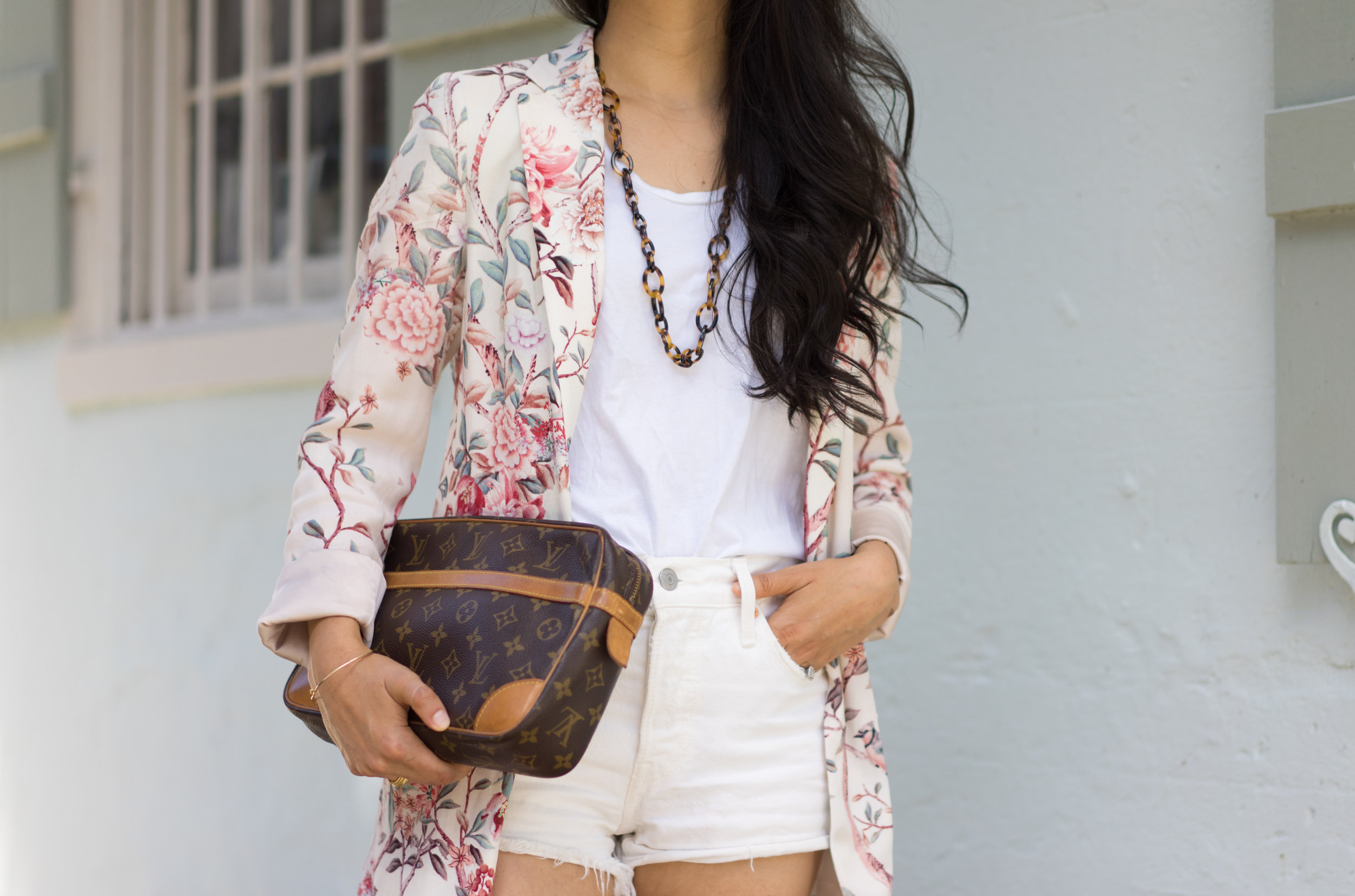 summer capsule wardrobe outfit
