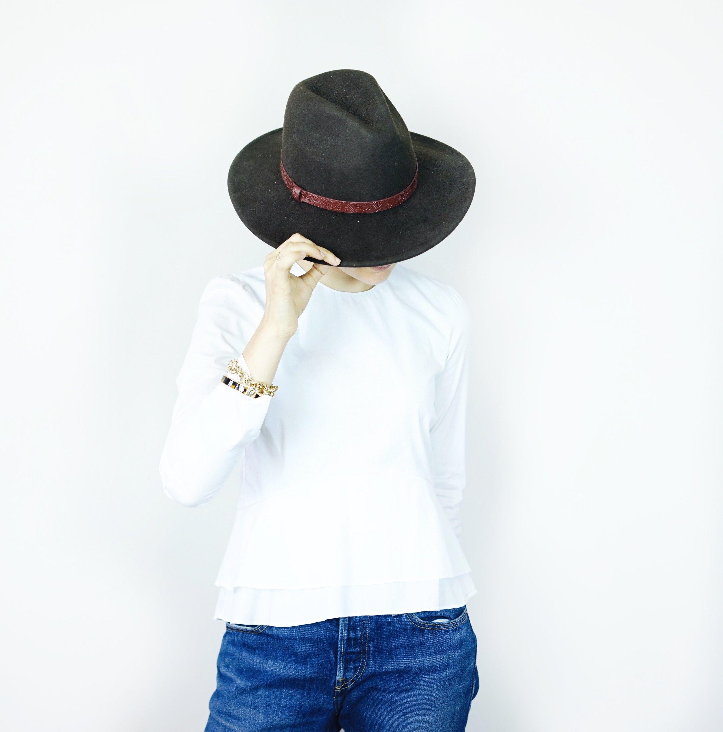 Zara-white-shirt-levis-501-ct-fedora-hat-new-years-resolutions-2017-goals.jpg