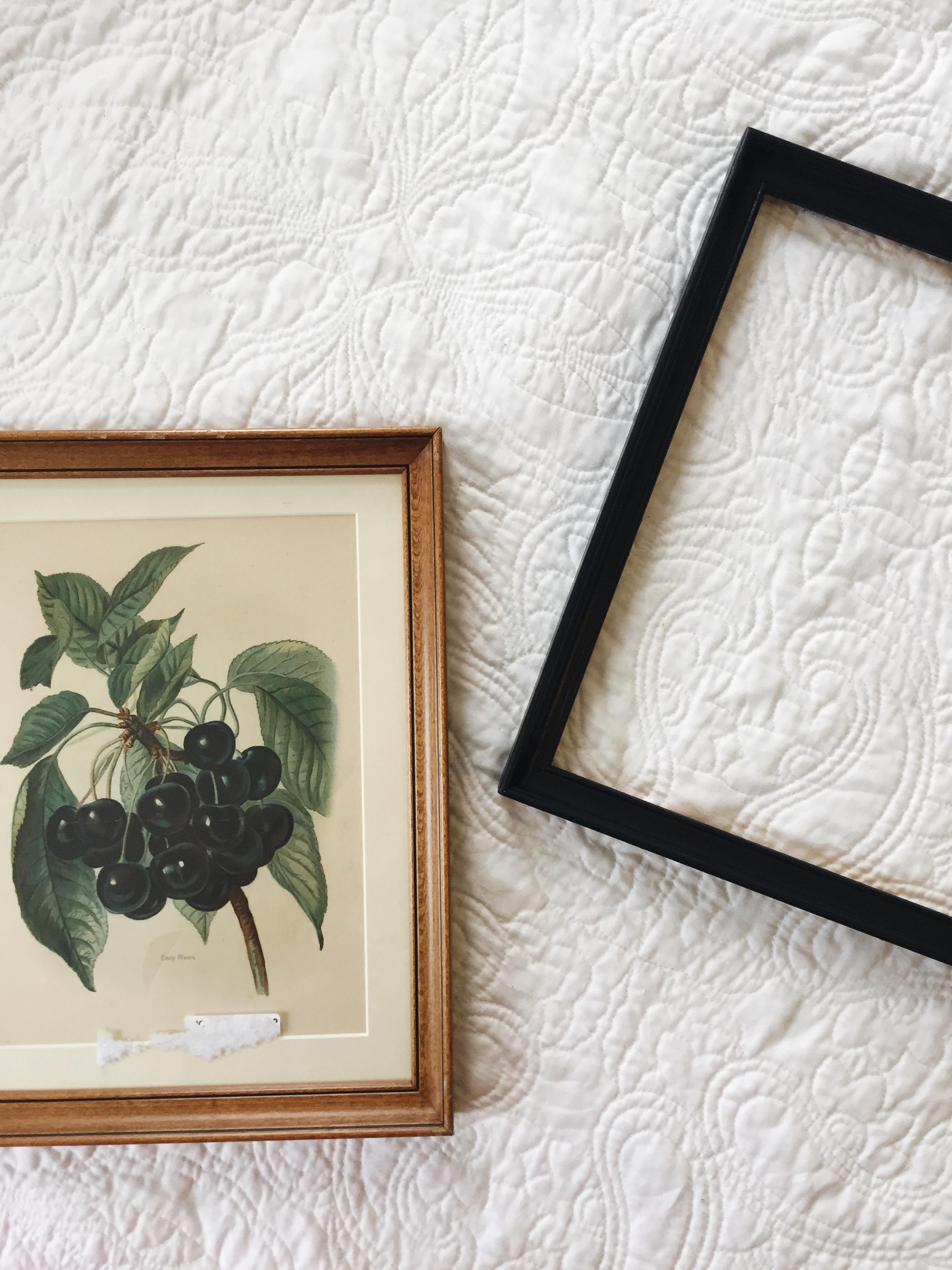 botanical_print_Charleston_south_carolina_exposed_fireplace_historic_home_bedroom_renovation_fireplace_mantle.JPG