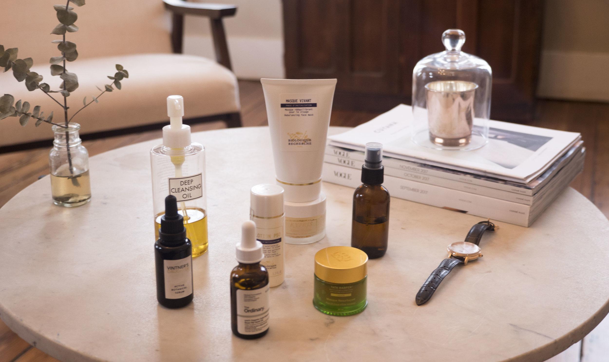 _1011672audrey_a_la_mode_dhc-cleansing-oil-biologique-recherche-p50-vintners-daughter-the-ordinary-minimal-skincare.JPG