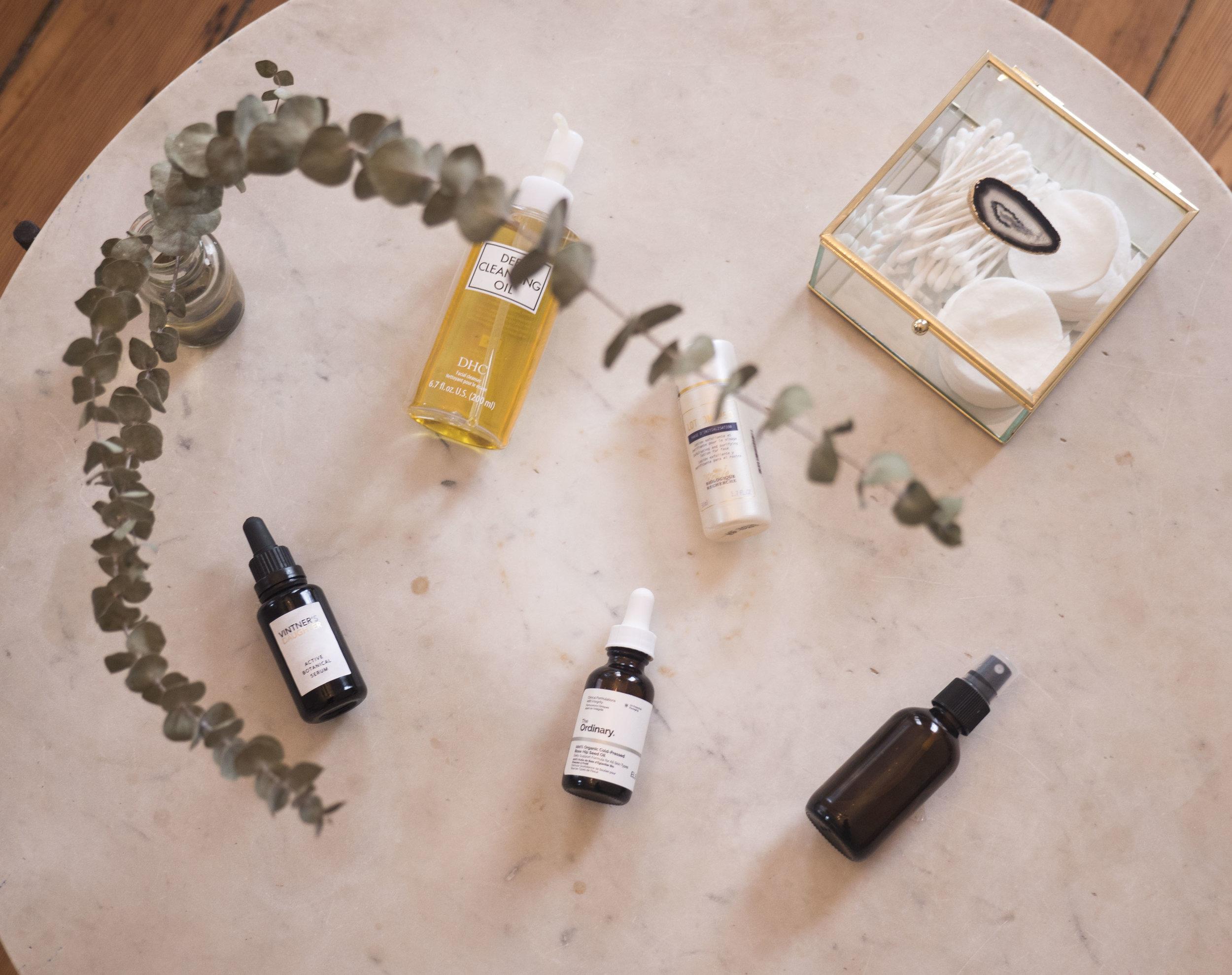 _1011635audrey_a_la_mode_dhc-cleansing-oil-biologique-recherche-p50-vintners-daughter-the-ordinary-minimal-skincare.JPG