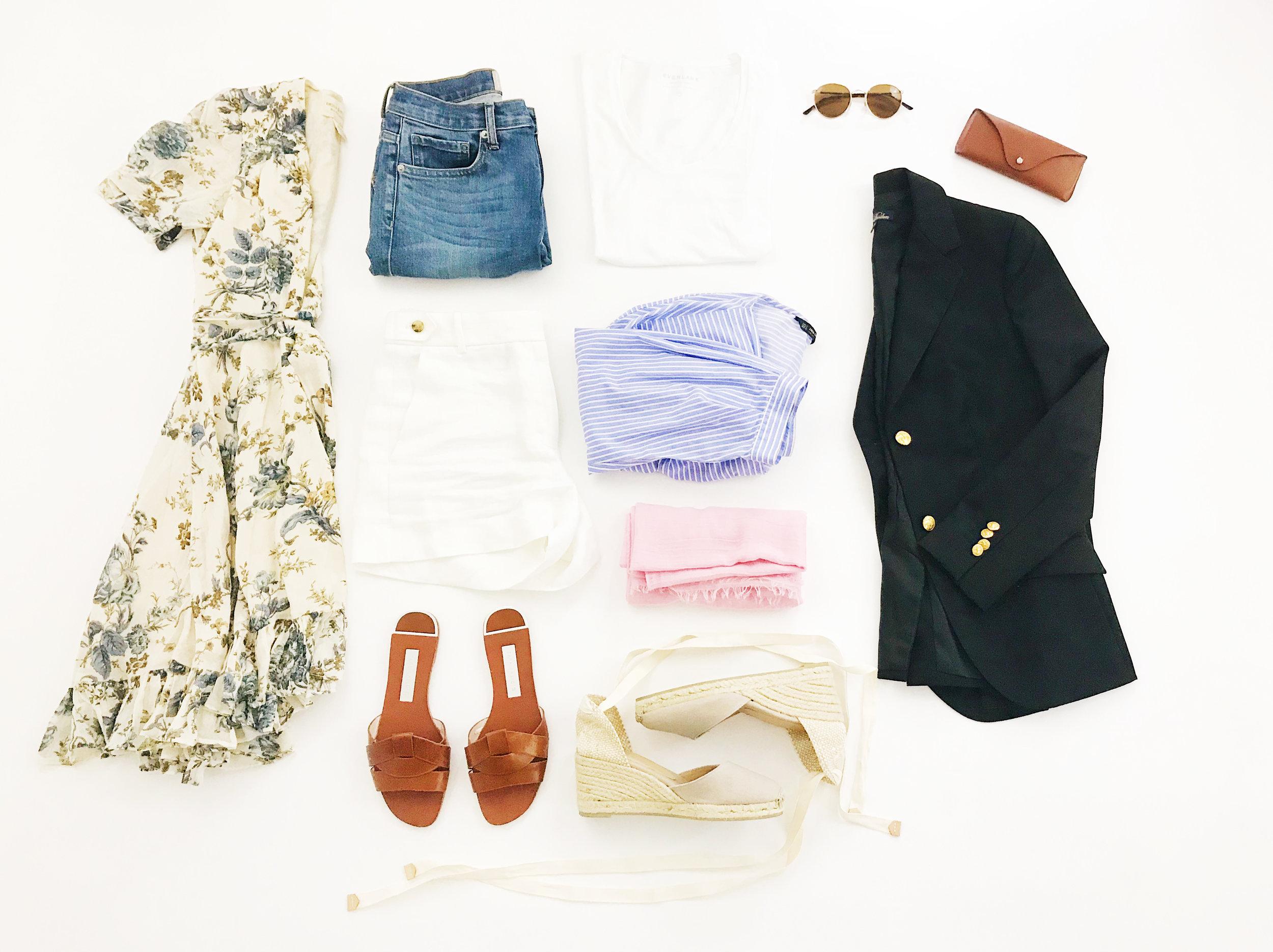 memorial-day-packing-zara-sandals-everlane-jeans-brooks-brothers-navy-blazer-wrap-dress-castaner-espadrilles-everlane-cotton-u-neck---.JPG
