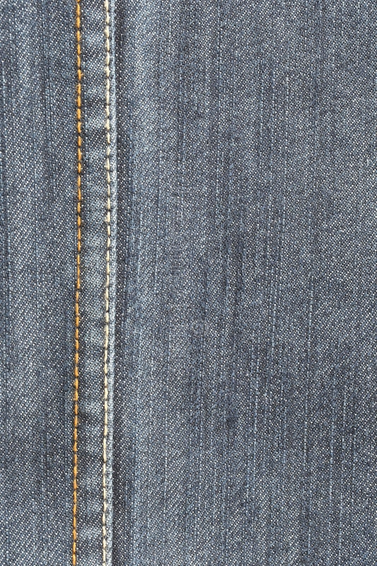 Straight, even, reinforced seams = good quality