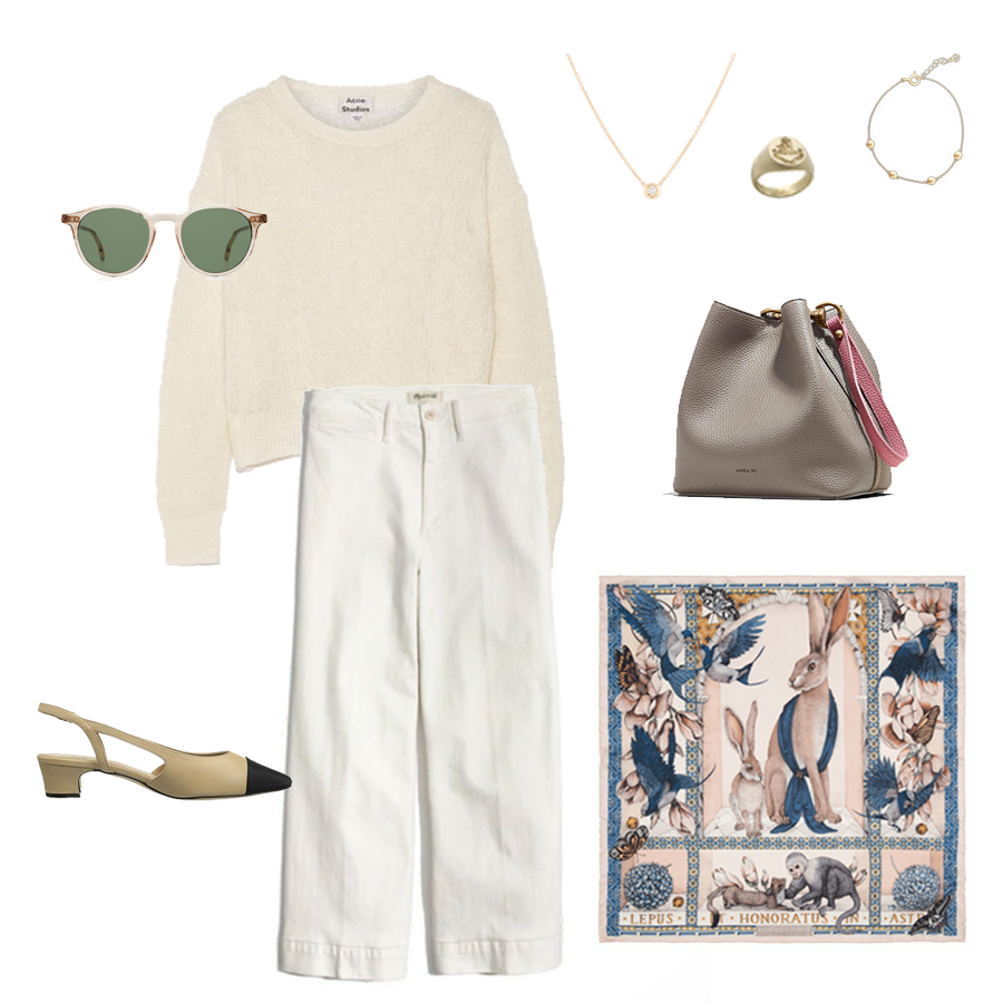 angela-roi-angelou-mini-bucket-thelma-loafers-wide-leg-crop-mejuri-pantos-paris-sunglasses-cuyana-scarf-transparent-sunglasses-ruffs-signet-ring-sabina-savage-scarf-the curated-camel-coat-vaneli-aliz.jpg
