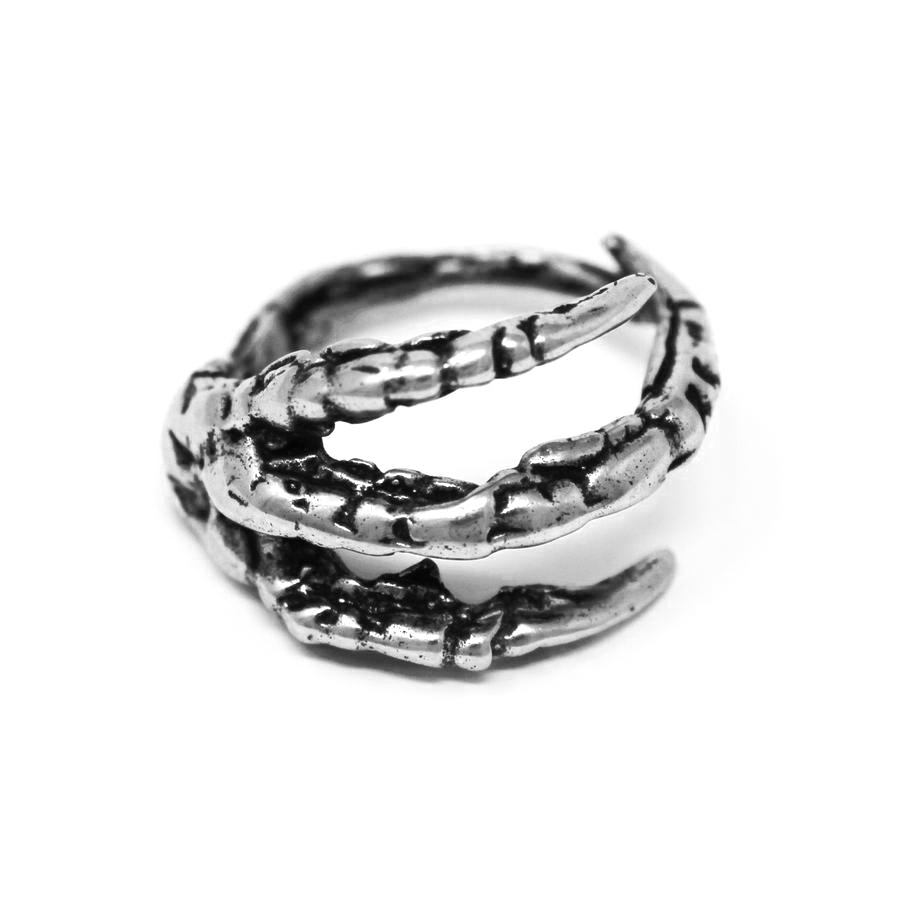 raven claw ring