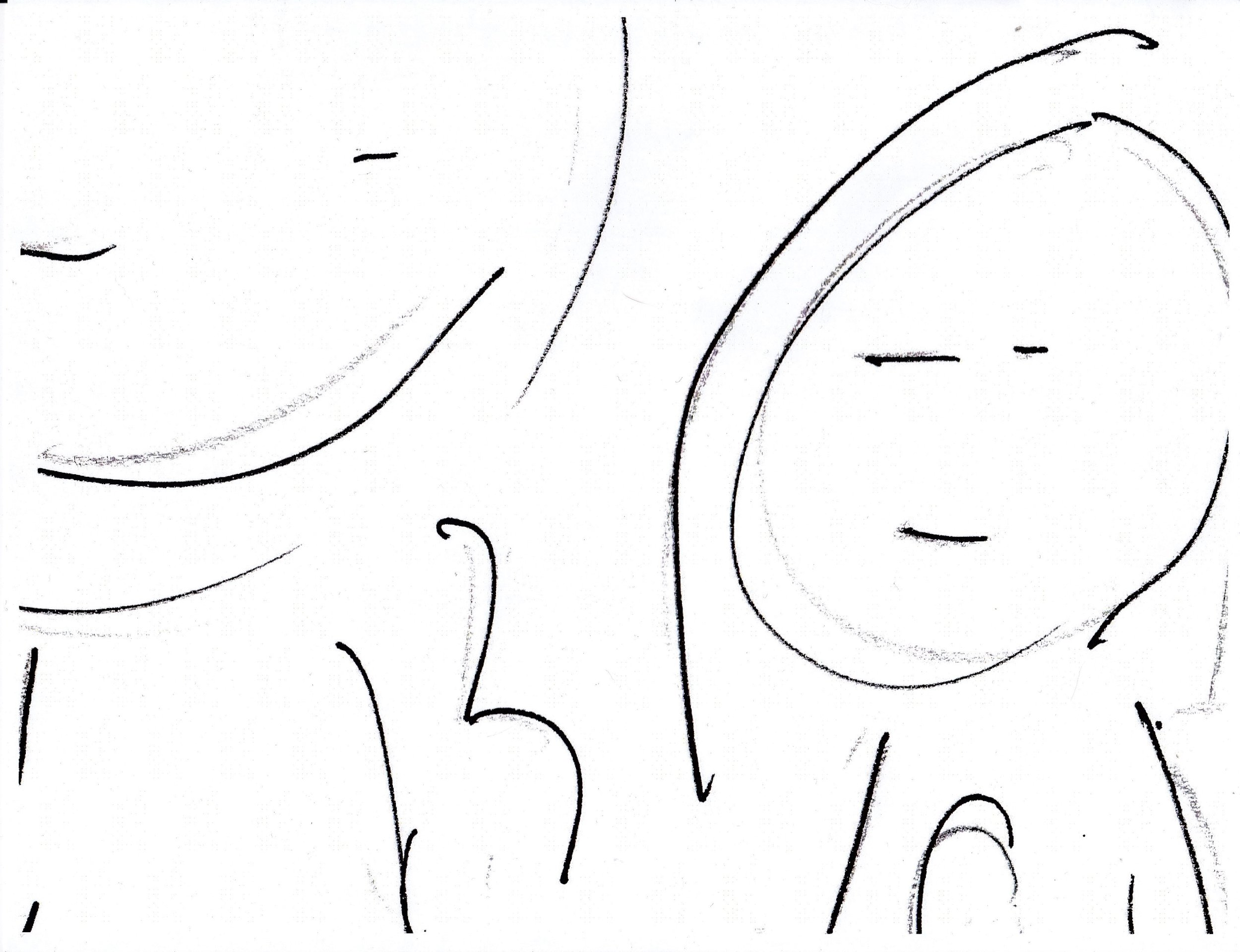 Trevor Jenkins Drawing Life Of Smile