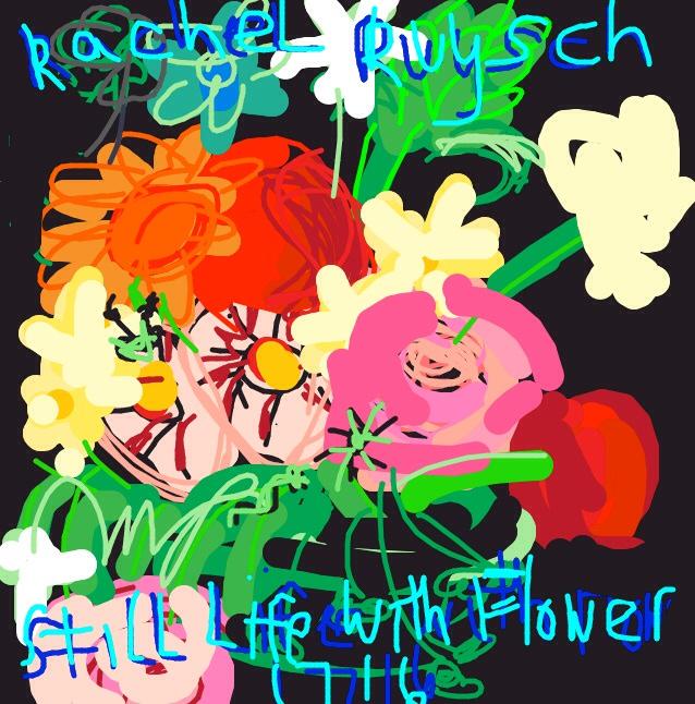 Still Life with Flowers, Rachel Ruysch, 1716 at @rijksmuseum