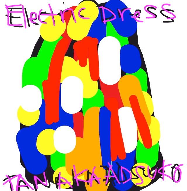 Electric Dress, Adsuko Tanka, 1956