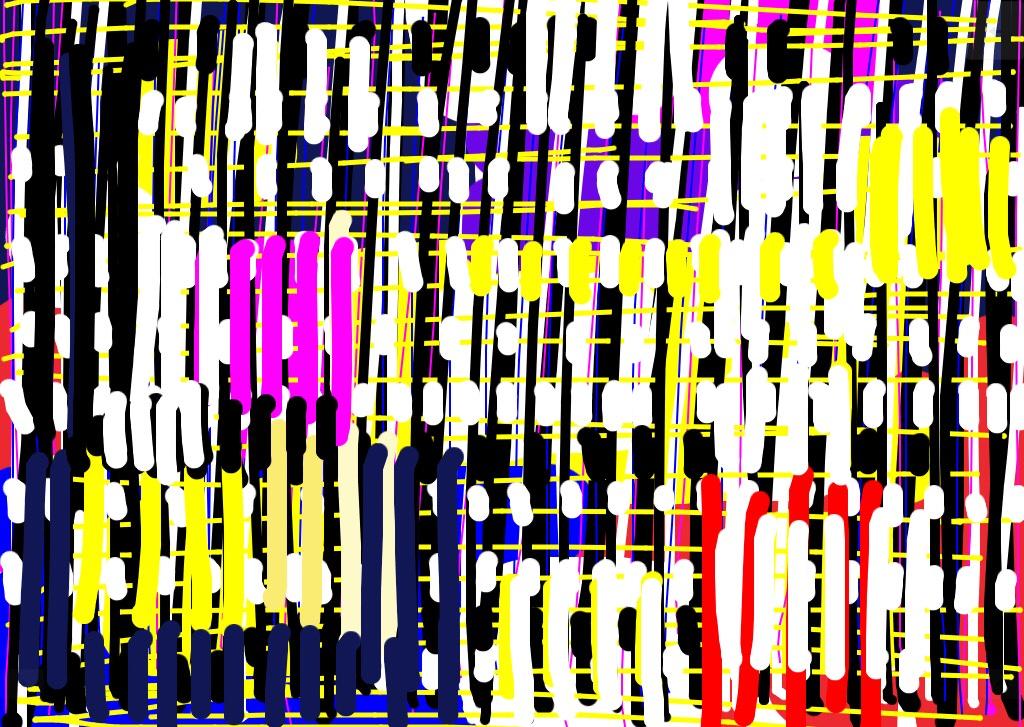 Transparent Rhythms II, 1967-1968 at @Hirshhorn
