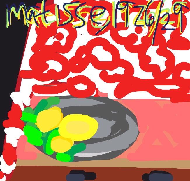 Lemons on a Pewter Plate, Henri Matisse, 1926/29 at @artinstitutechi