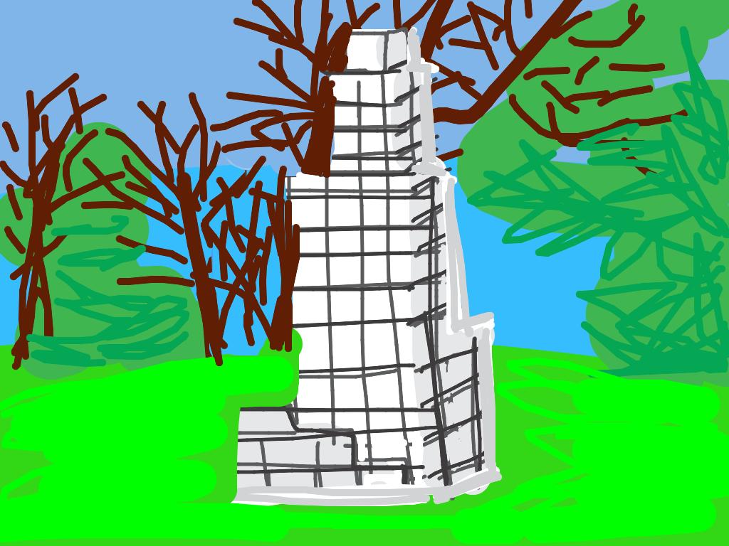 Tower, Sol LeWitt, 2009