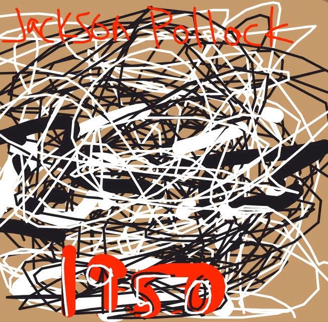 Autumn Rhythm (Number 30), Jackson Pollock, 1950
