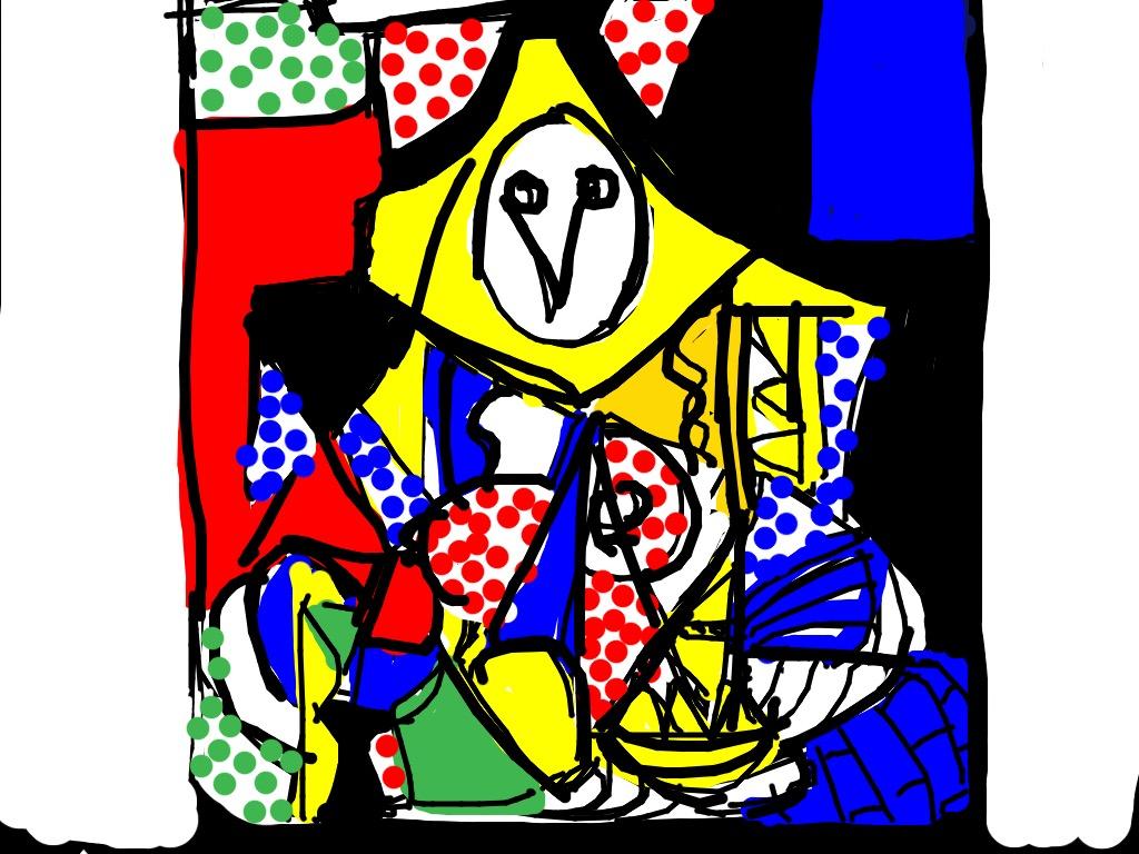 Femme d'Alger, Roy Lichtenstein, 1963
