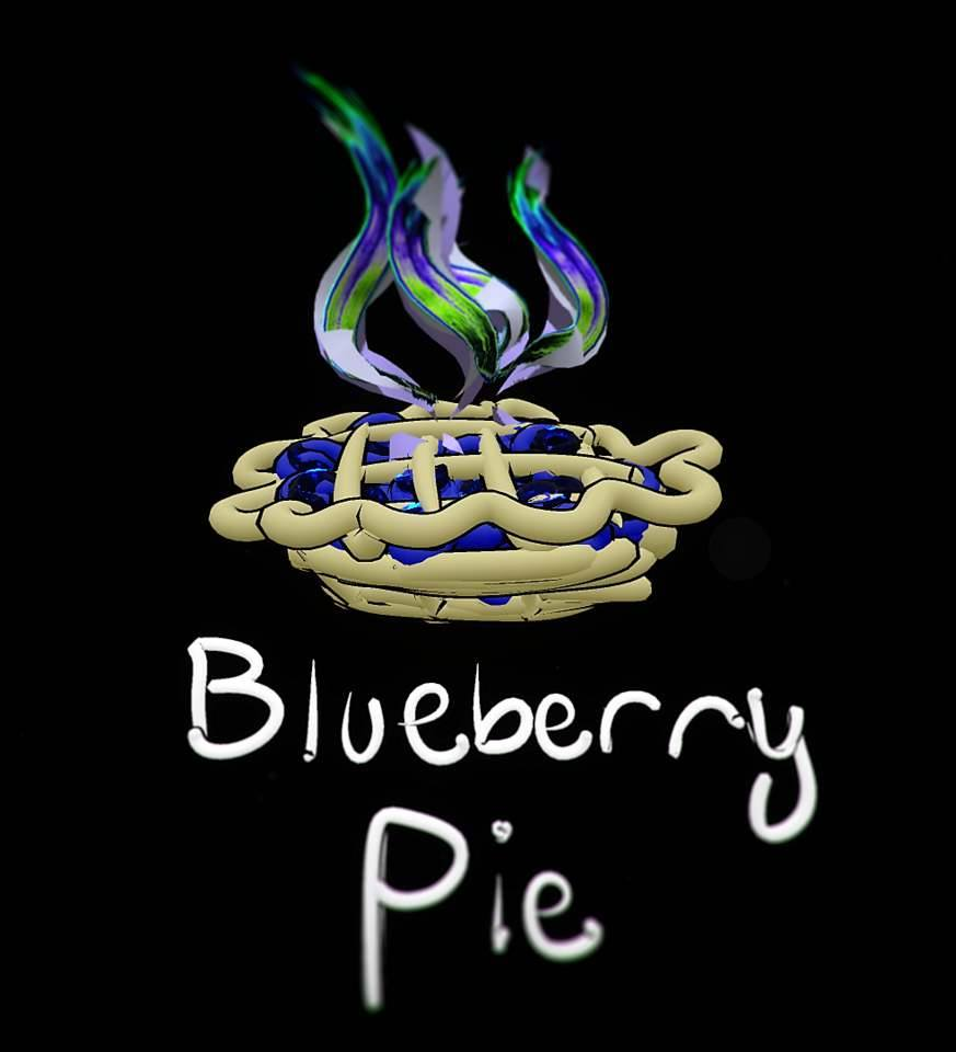 Blueberry Pie: The grand prize!