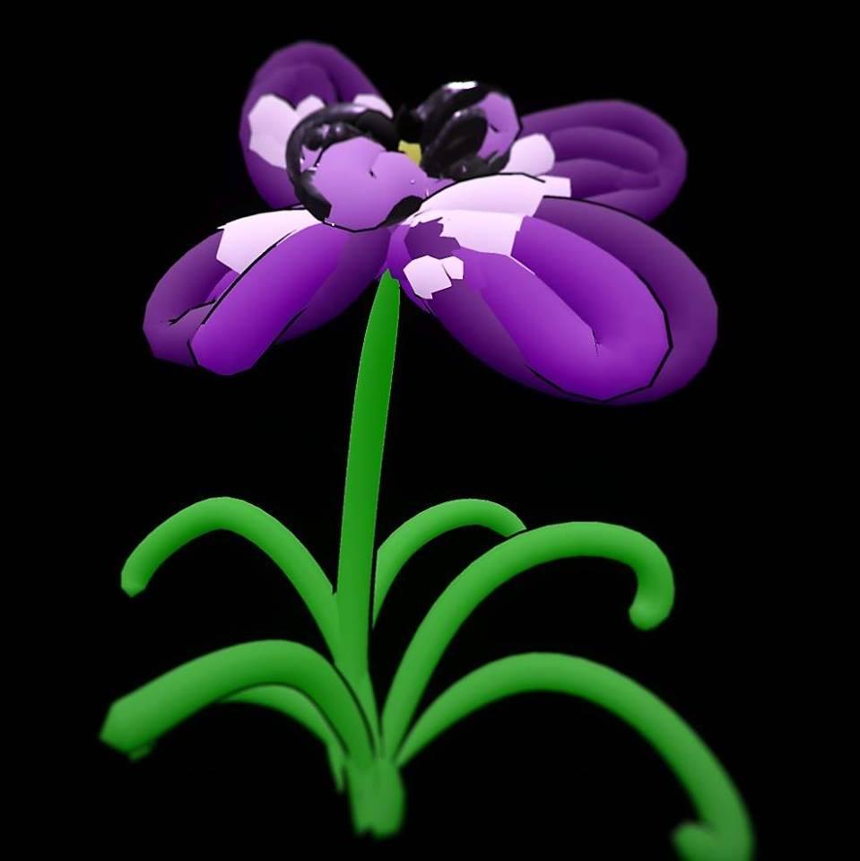 Blue Flag, Iris veriscolor
