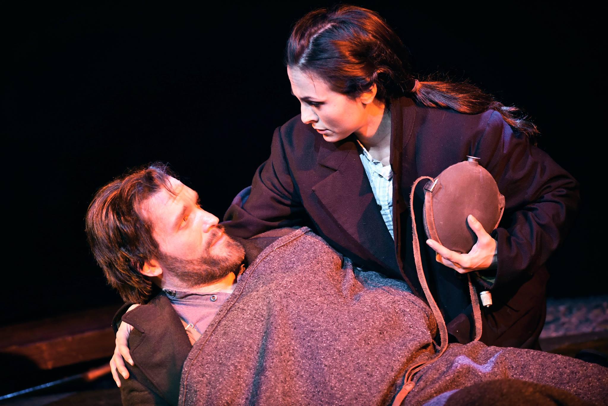 Jarrett as W.P. Inman | Cold Mountain with Opera Philadelphia