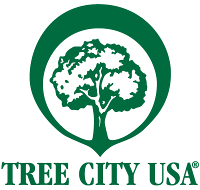 We've won Tree City USA seven times!
