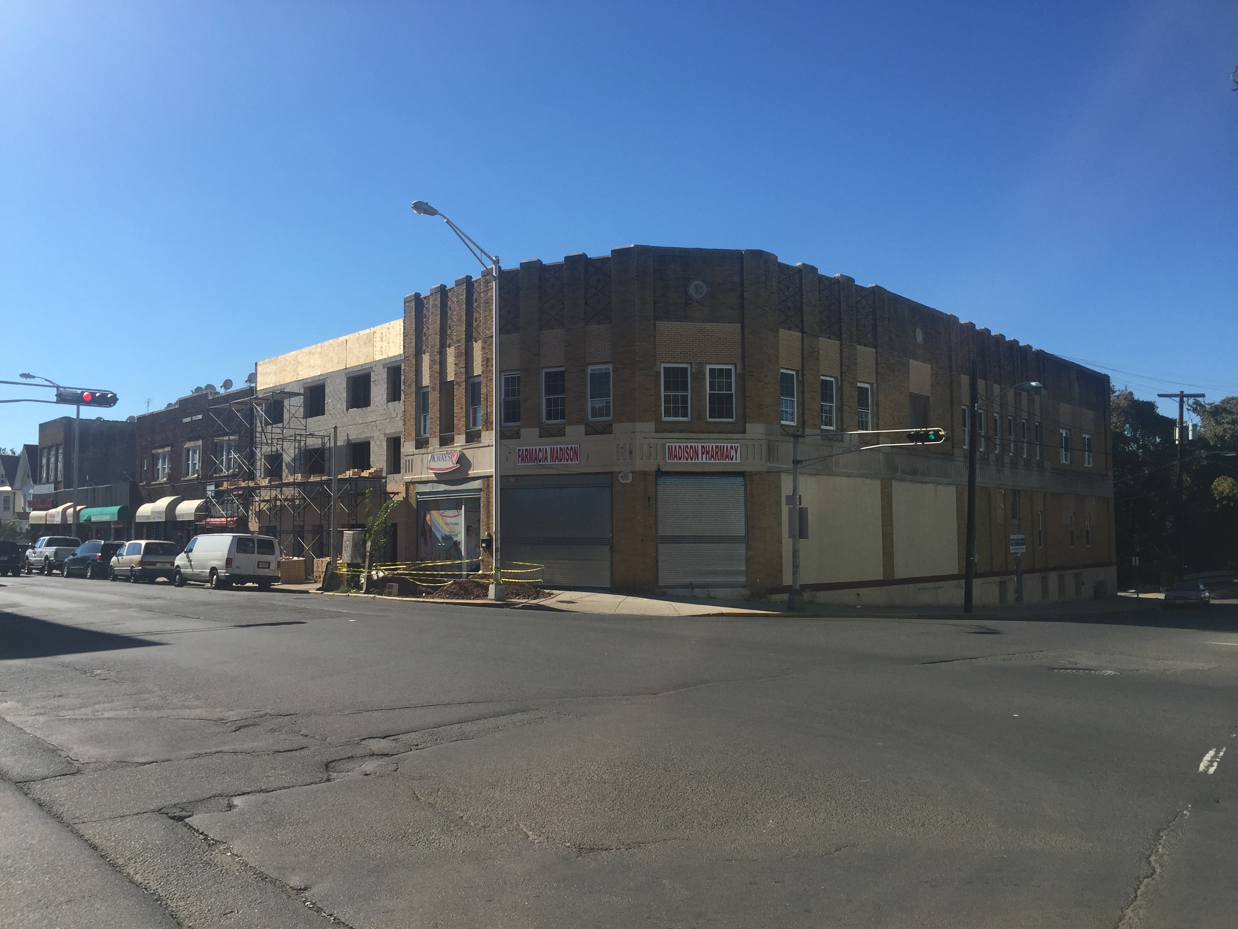 Former Sears Showroom | 400 West Front Street | Spark Properties