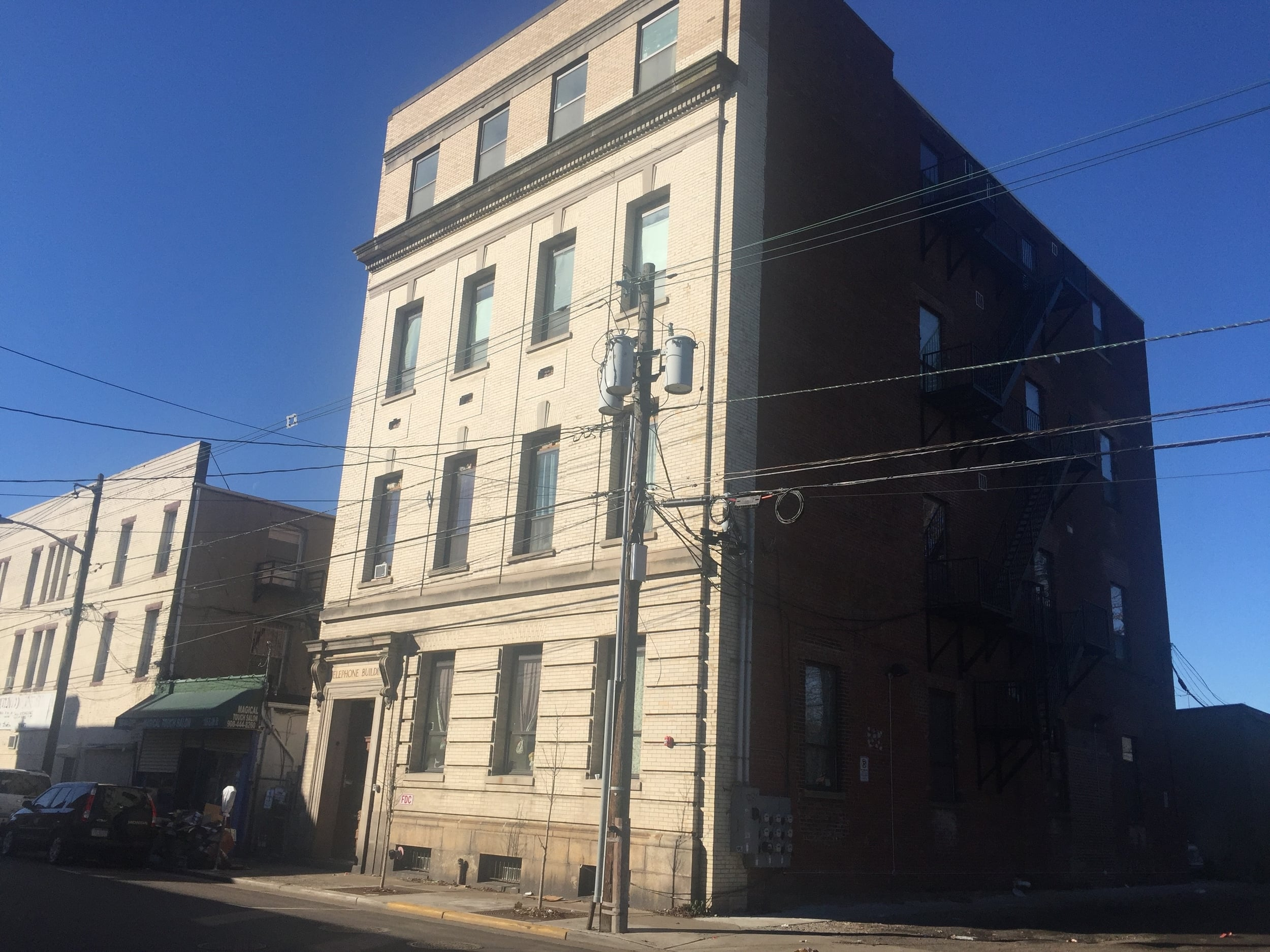 Former Telephone Building | 109 East Fourth Street | Landmark Developers