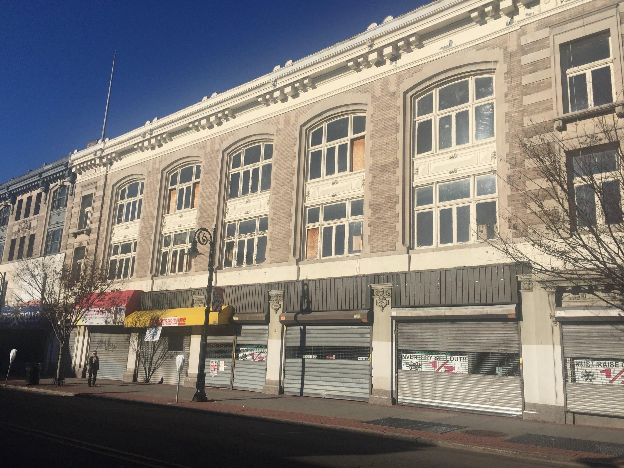 Old Rosenbaum's Department Store