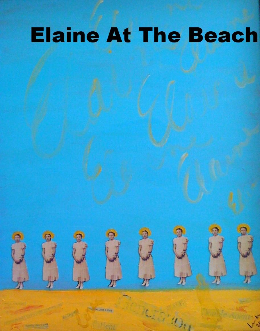 Elaine At The Beach - NFS