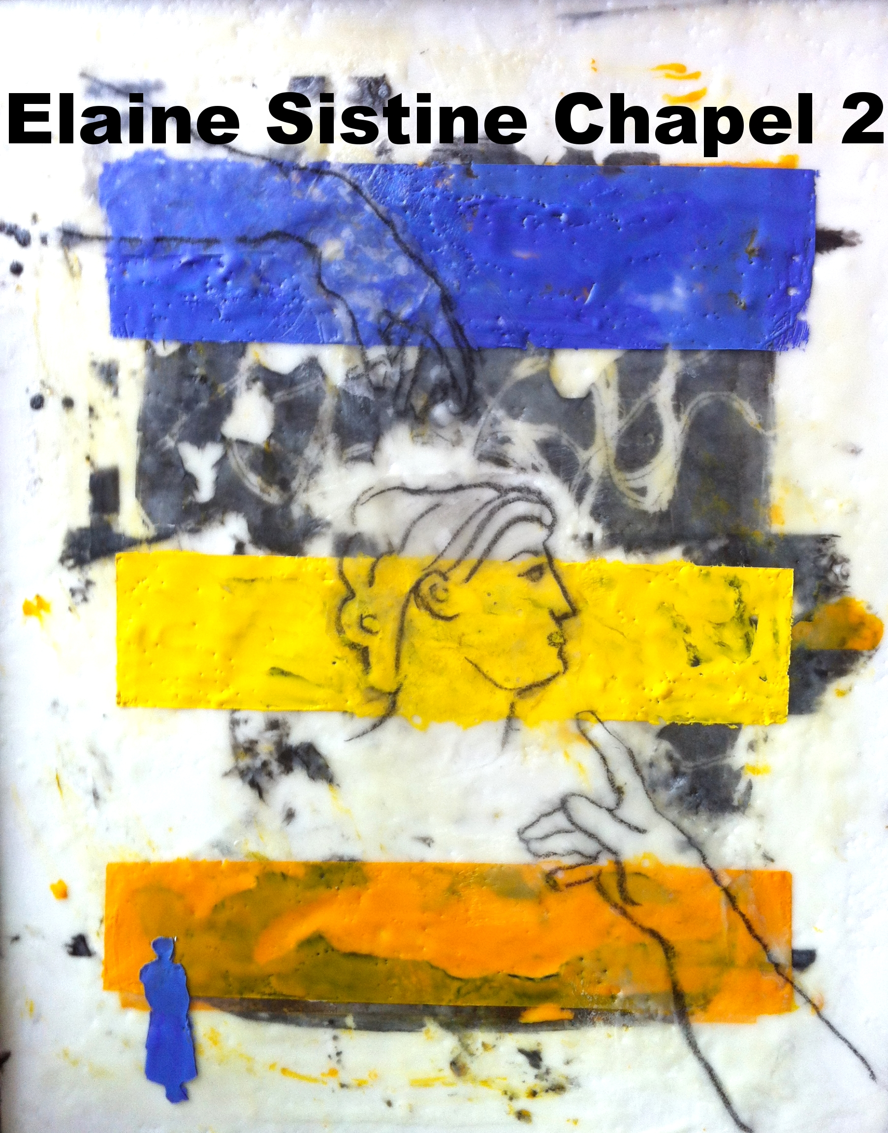 Elaine Sistine Chapel 2013