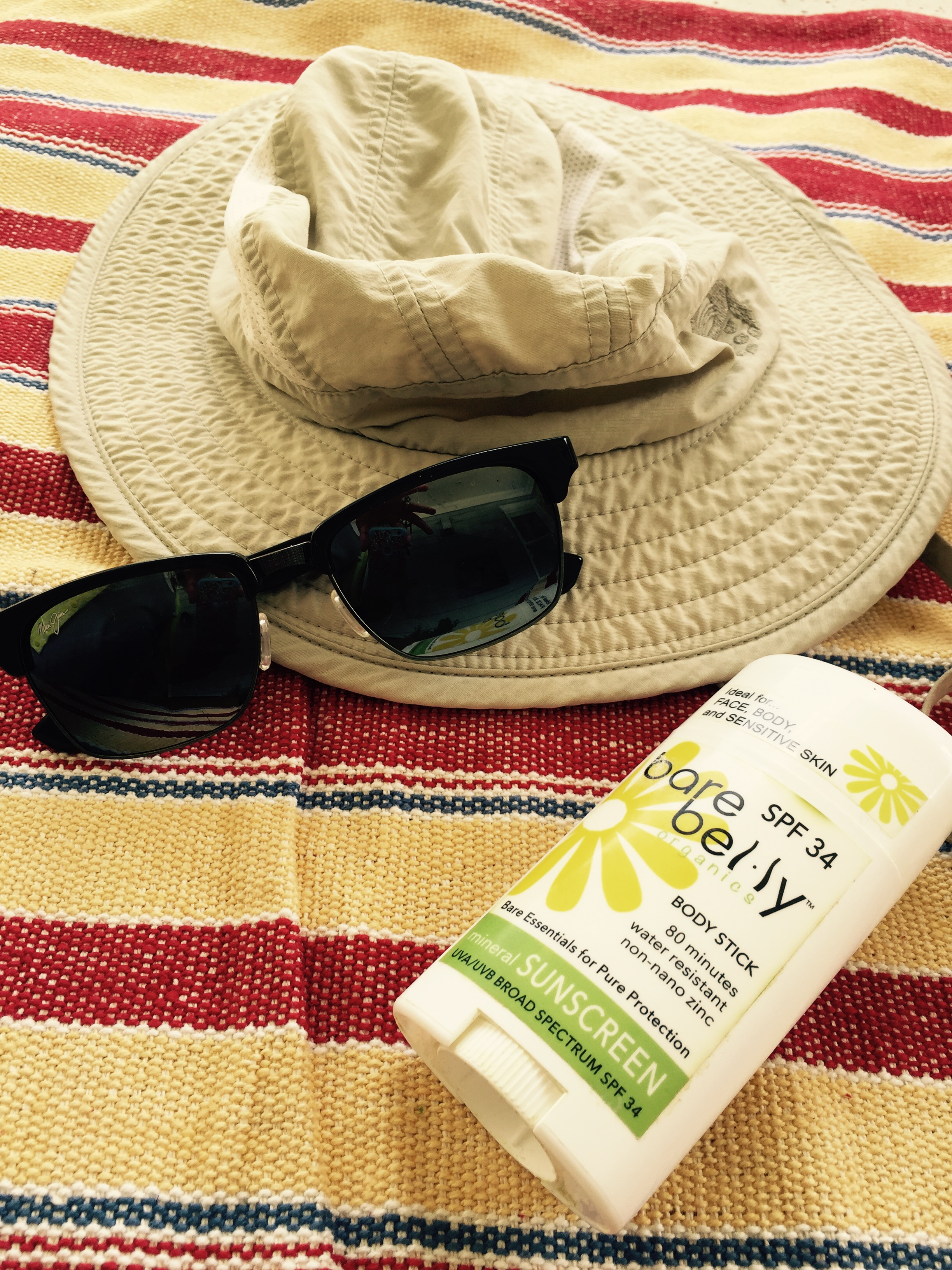bare belly sunscreen