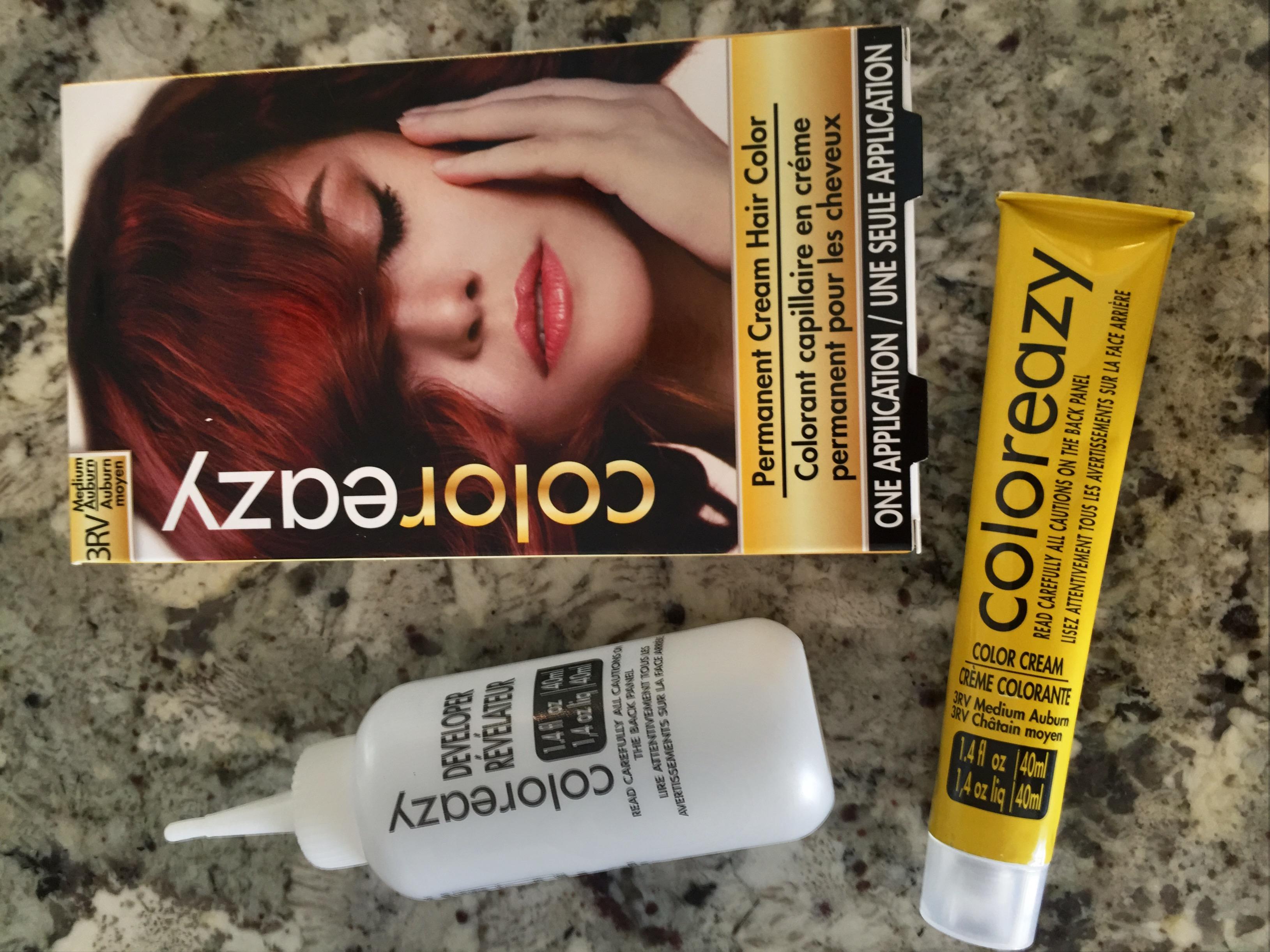 haircolor box
