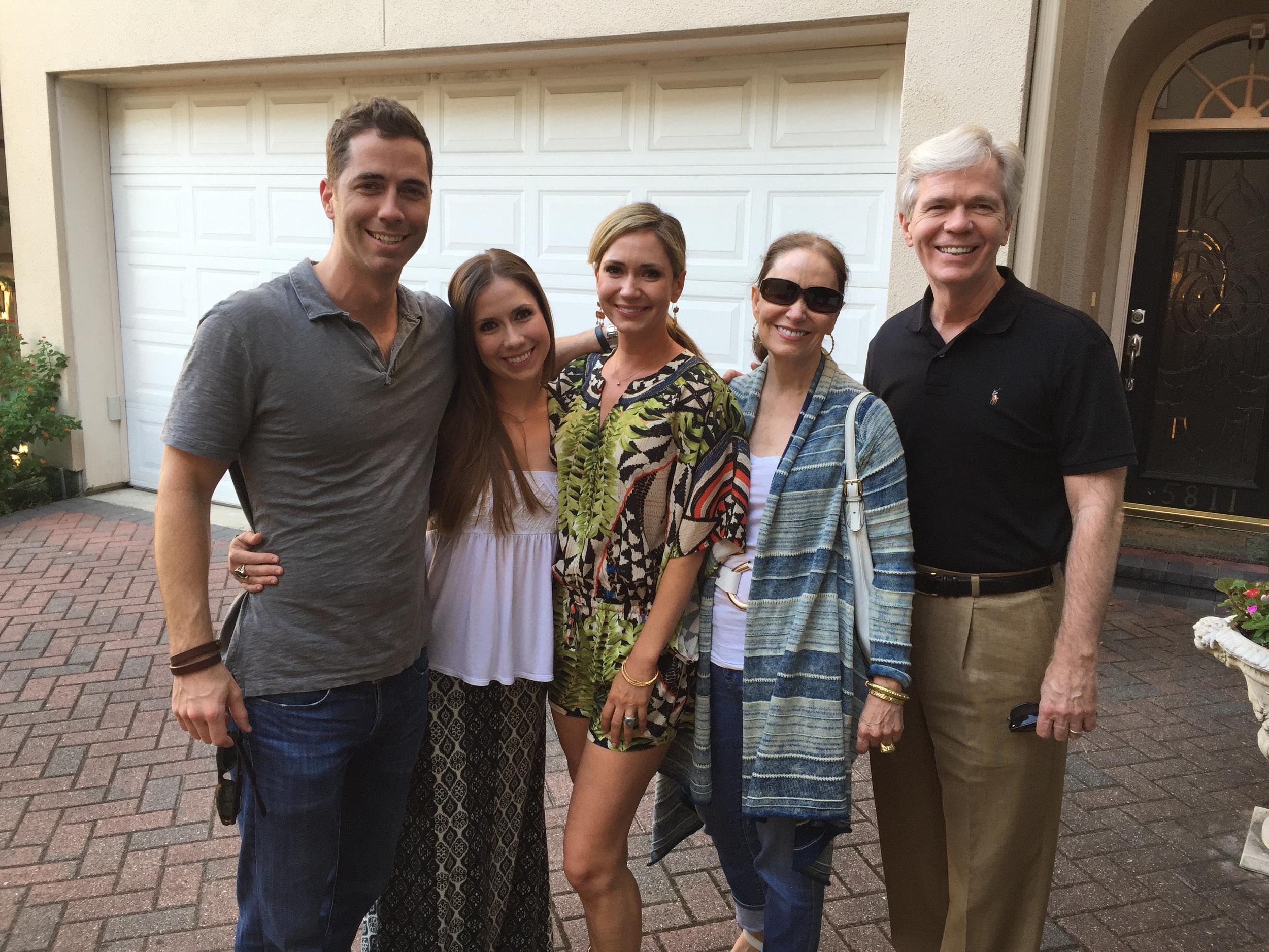 Family In Texas