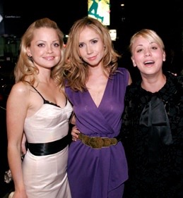Marisa, me and Kaley! How long ago do you think this picture was taken?